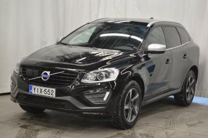 Volvo XC60 D4 Business R-Design A (MY16.1)